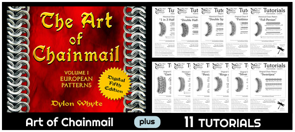 The Art of Chainmail Bungle - Get the Best Beginner`s Guide plus 11 Tutorials!